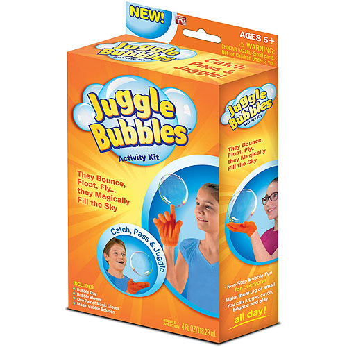 As Seen on TV Juggle Bubble Set
