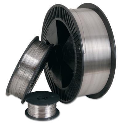 ER308L Stainless Steel Welding Wire, .030 in Dia., 4 in Long, 2 lb (Best Steel For Welding)