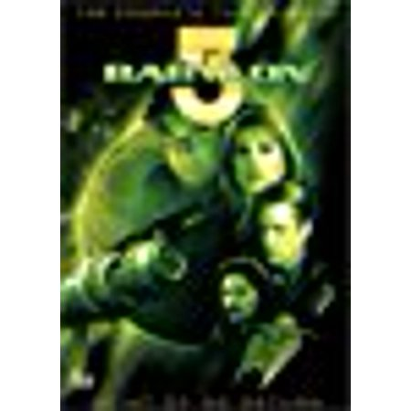 Babylon 5: The Complete 3rd Season: Point Of No Return (Special Edition/ Old Version) (Baby Daddy Season 3 Halloween Special)