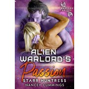 Alien Warlord's Passion - eBook