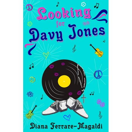 Looking for Davy Jones - eBook - Davy Jones Makeup