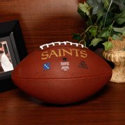 New Orleans Saints Rawlings Game Time Official Size Football