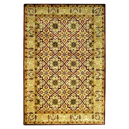 Safavieh Persian Legend Javier Hand Tufted New Zealand Wool Runner Rug, Beige