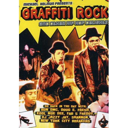 Graffiti Rock and Other Hip Hop Delights (DVD)