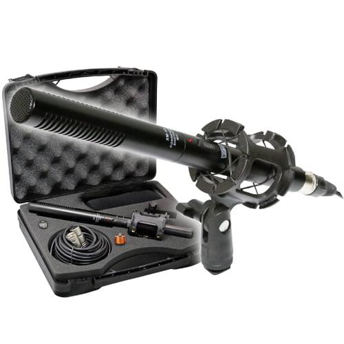 Vidpro XM-55 13-Piece Professional Video & Broadcast Microphone Kit