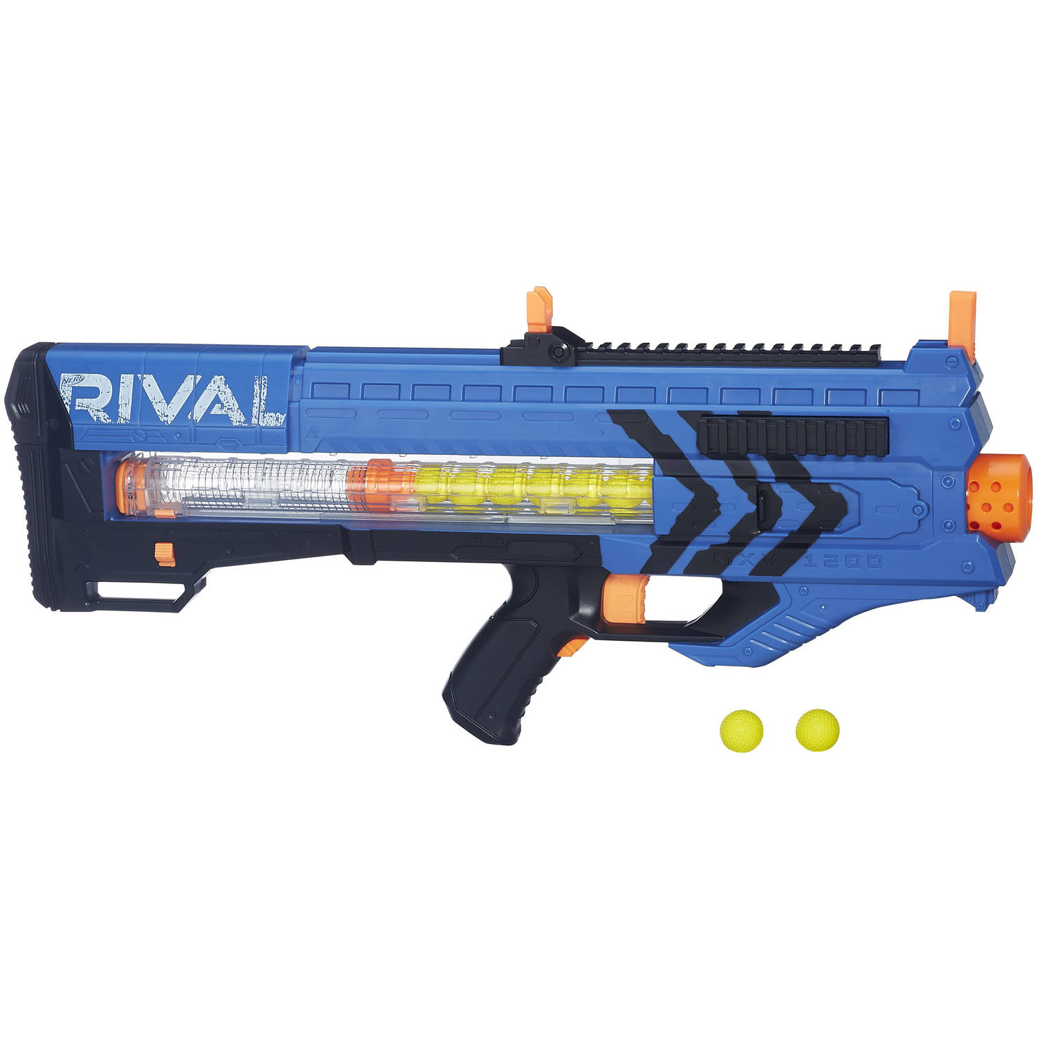Nerf Rival Zeus MXV-1200 Blaster (Blue) by Hasbro