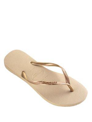 Sand Basic Slim Flip-Flops