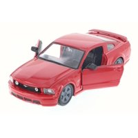 2006 Ford Mustang GT, Red - Maisto 31997R - 1/24 Scale Diecast Model Toy Car