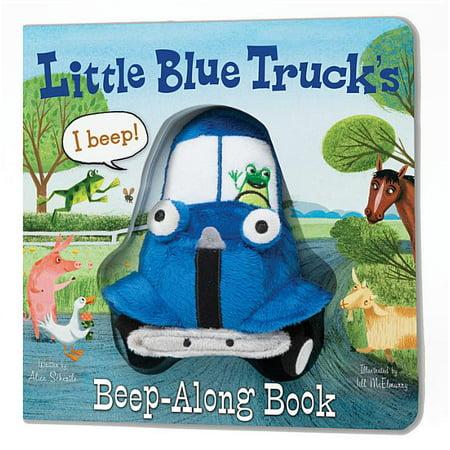 Little Blue Trucks Beep Along Book (Board Book)