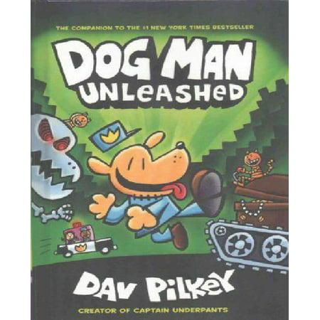 Dog Man Unleashed   Pilkey  Dav