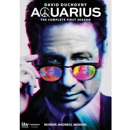 AQUARIUS-COMPLETE FIRST SEASON (DVD/4 DISC)