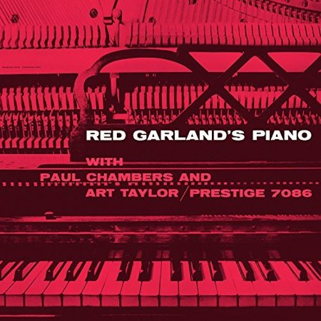 Red Garland's Piano (Vinyl) (Trophy Piano)