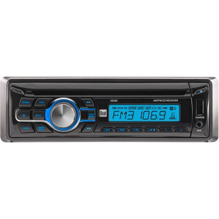 dual xd250 cd player auxiliary input and usb charging dual xd250 cd player auxiliary input and usb charging