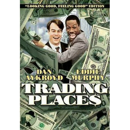 Trading Places (DVD) (Best Place To Trade In Electronics)