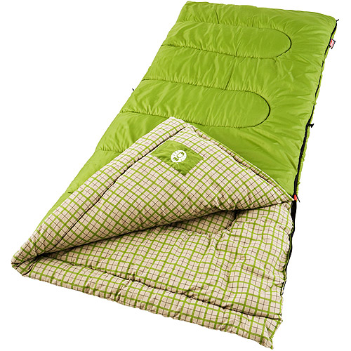 Coleman Green Valley 40-Degree Sleeping Bag