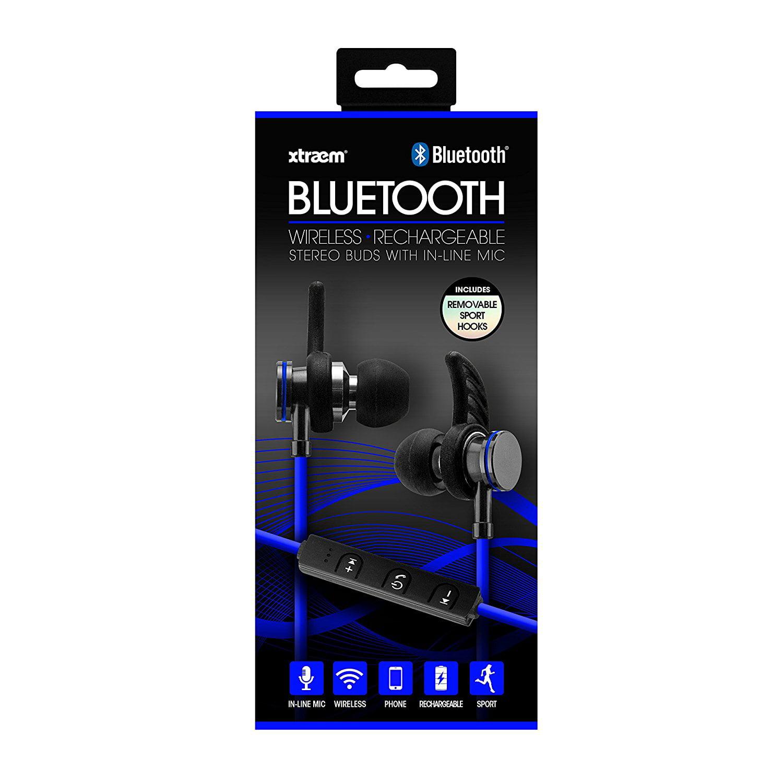 Bluetooth headphones wireless rechargable - bluetooth headphones wireless buds