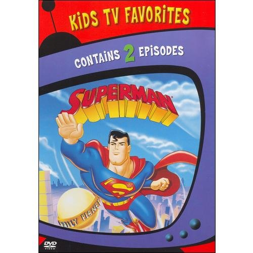 Superman: Kids TV Favorites (Full Frame)