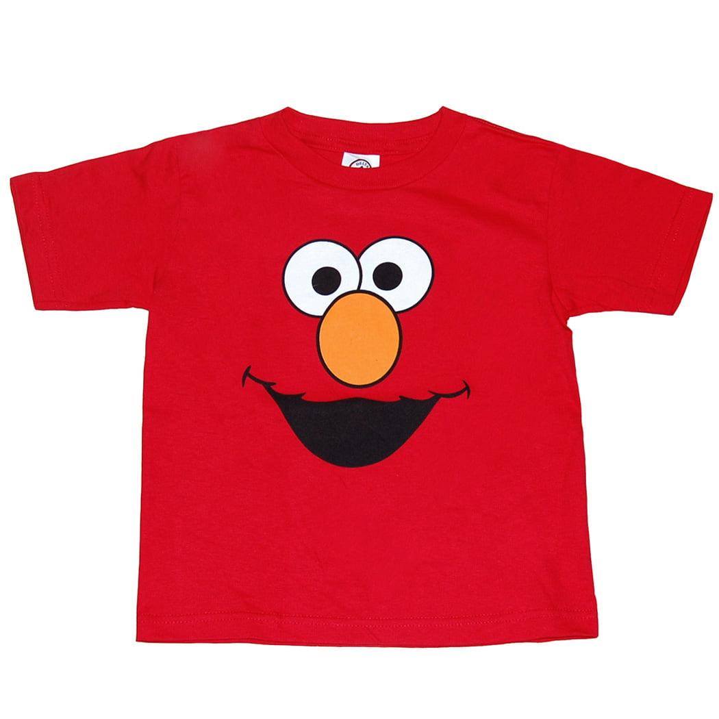 Sesame Street Elmo Face Infant T-Shirt