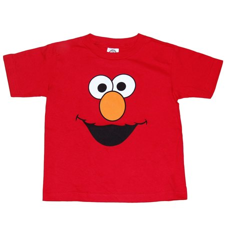 Sesame Street Elmo Face Infant T-Shirt