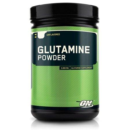 Optimum Nutrition Glutamine Powder, 194 Servings