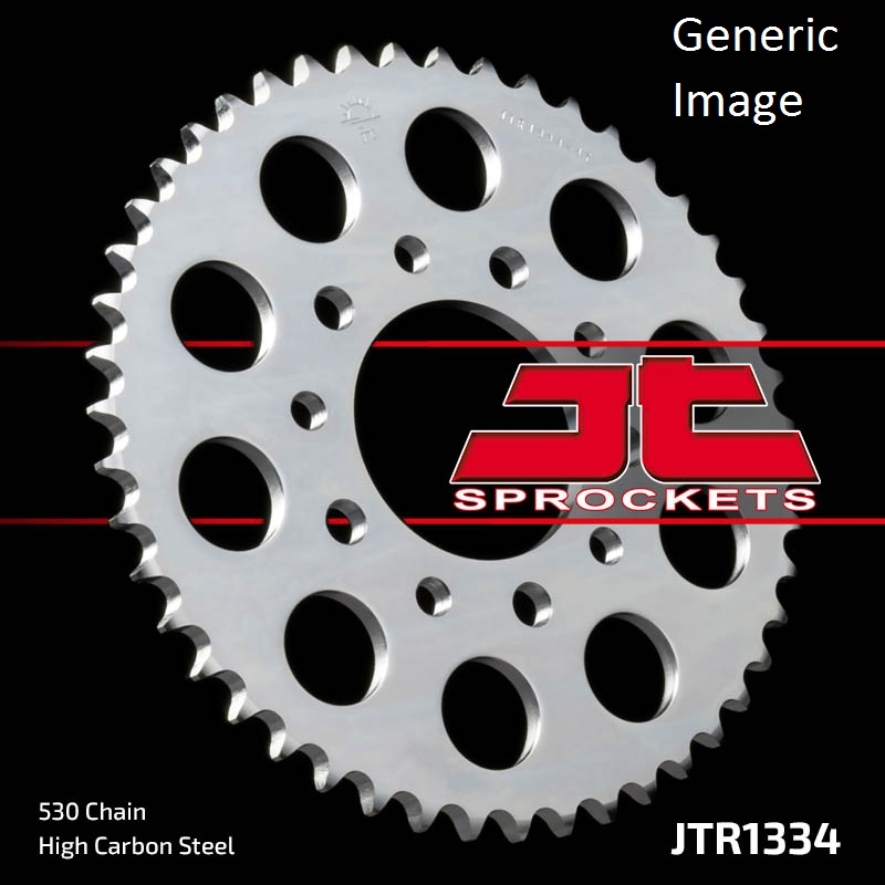 JT Steel Rear Sprocket 44T for Street HONDA CBR1000F 1993-1996
