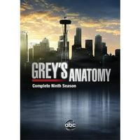 Grey's Anatomy: The Complete Ninth Season (DVD)