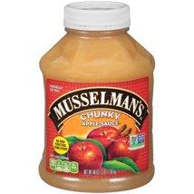 Applesauce: Musselman's Chunky