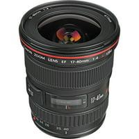 Canon EF 17-40mm f/4 L USM Zoom Lens