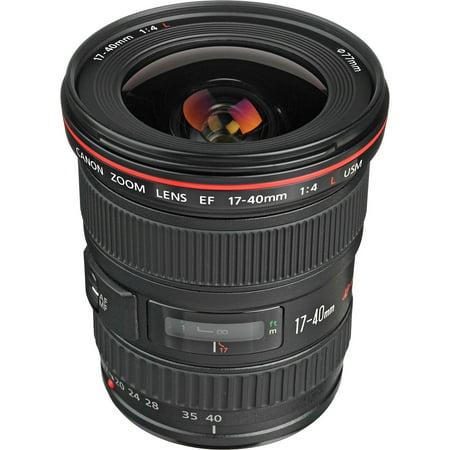 Canon Ef 17 40Mm F 4 L Usm Zoom Lens