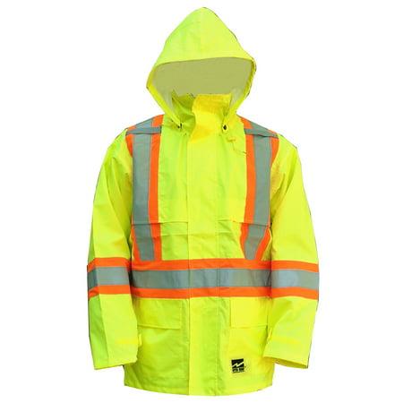 Men's Hi-Vis 150D Light Jacket