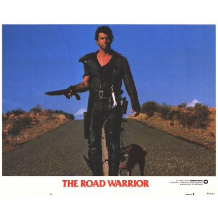 Mad Max 2: The Road Warrior (1982) 11x14 Movie