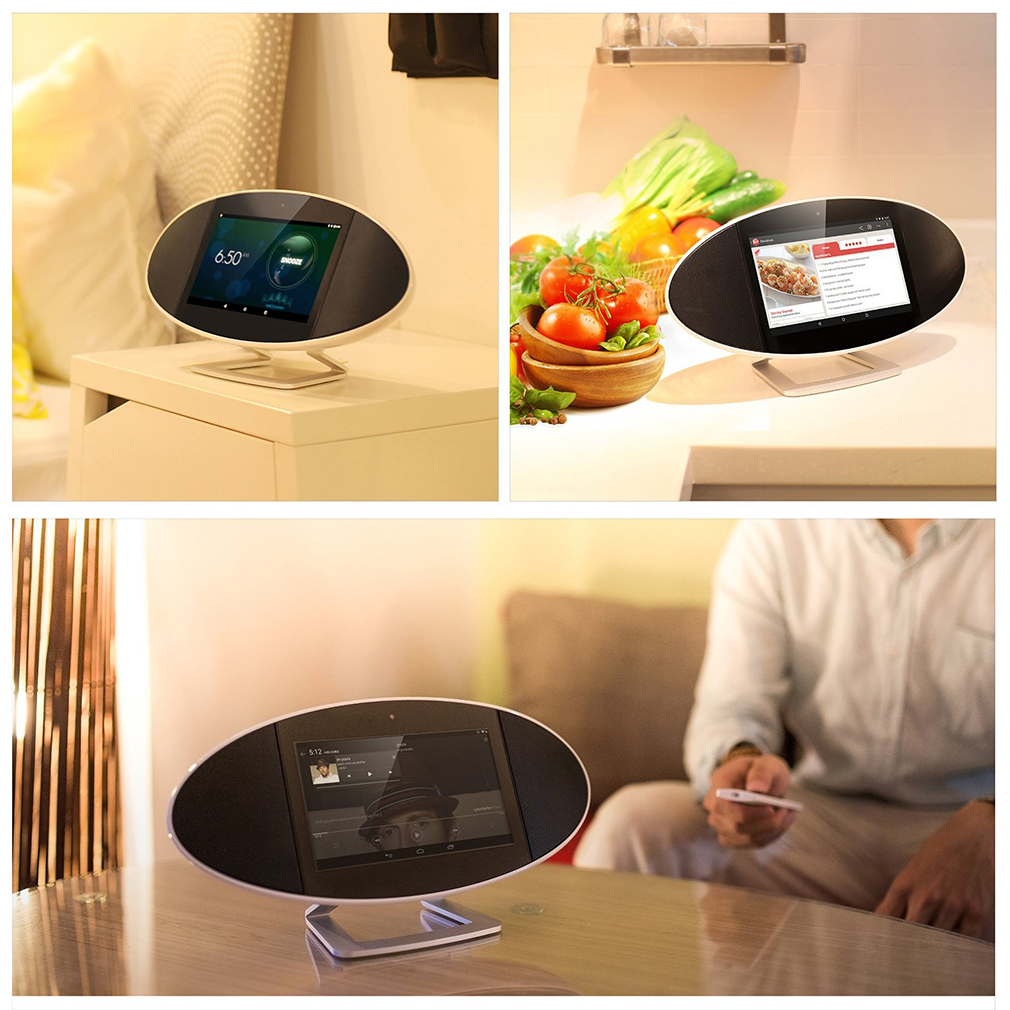 Soundpad Wi-Fi, Bluetooth, Camera, Microphone and IR Remo...