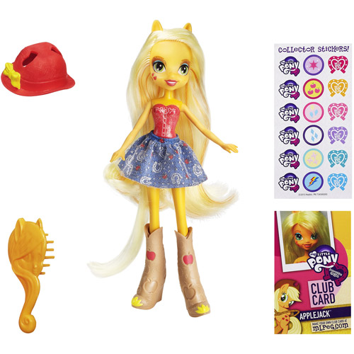 My Little Pony Equestria Girls Applejack Doll