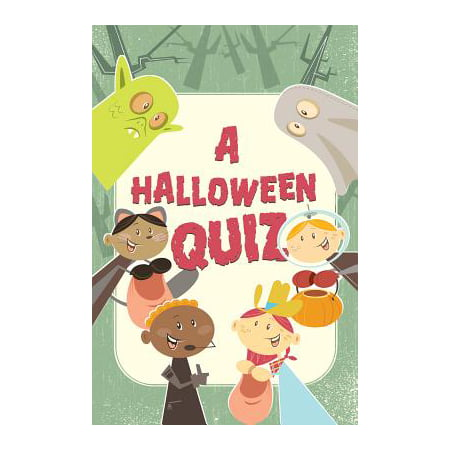 A Halloween Quiz (Pack of 25) (Other) - Halloween Quiz Sheet