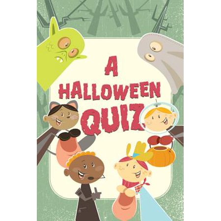 A Halloween Quiz (Pack of 25) (Other) - Halloween Quiz Level 1