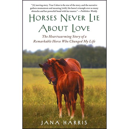 Horses Never Lie About Love : The Heartwarming Story of a Remarkable Horse Who Changed My
