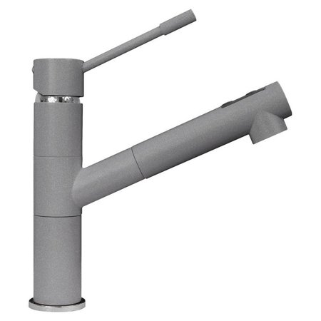 LaToscana Handmade Single Handle Pull Out Kitchen Faucet