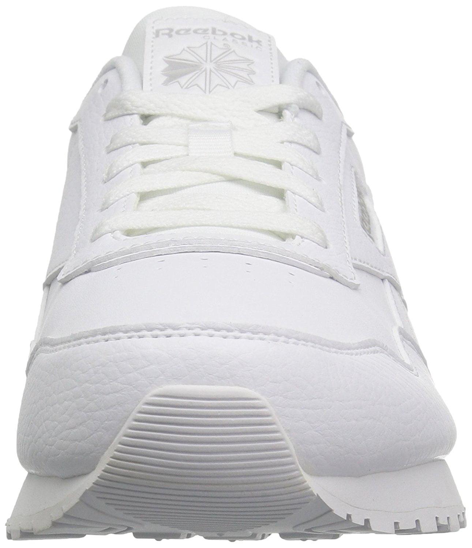 Reebok Womens cl harman Low Top Lace Up Running Sneaker