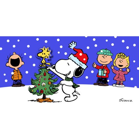 Snoopy Christmas Cards.Dayspring Fun Boxed Christmas Cards Peanuts Snoopy Tree 24pk