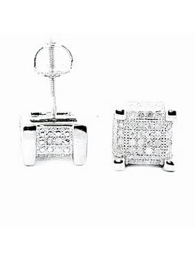 5252d409 Men's Earrings - Walmart.com