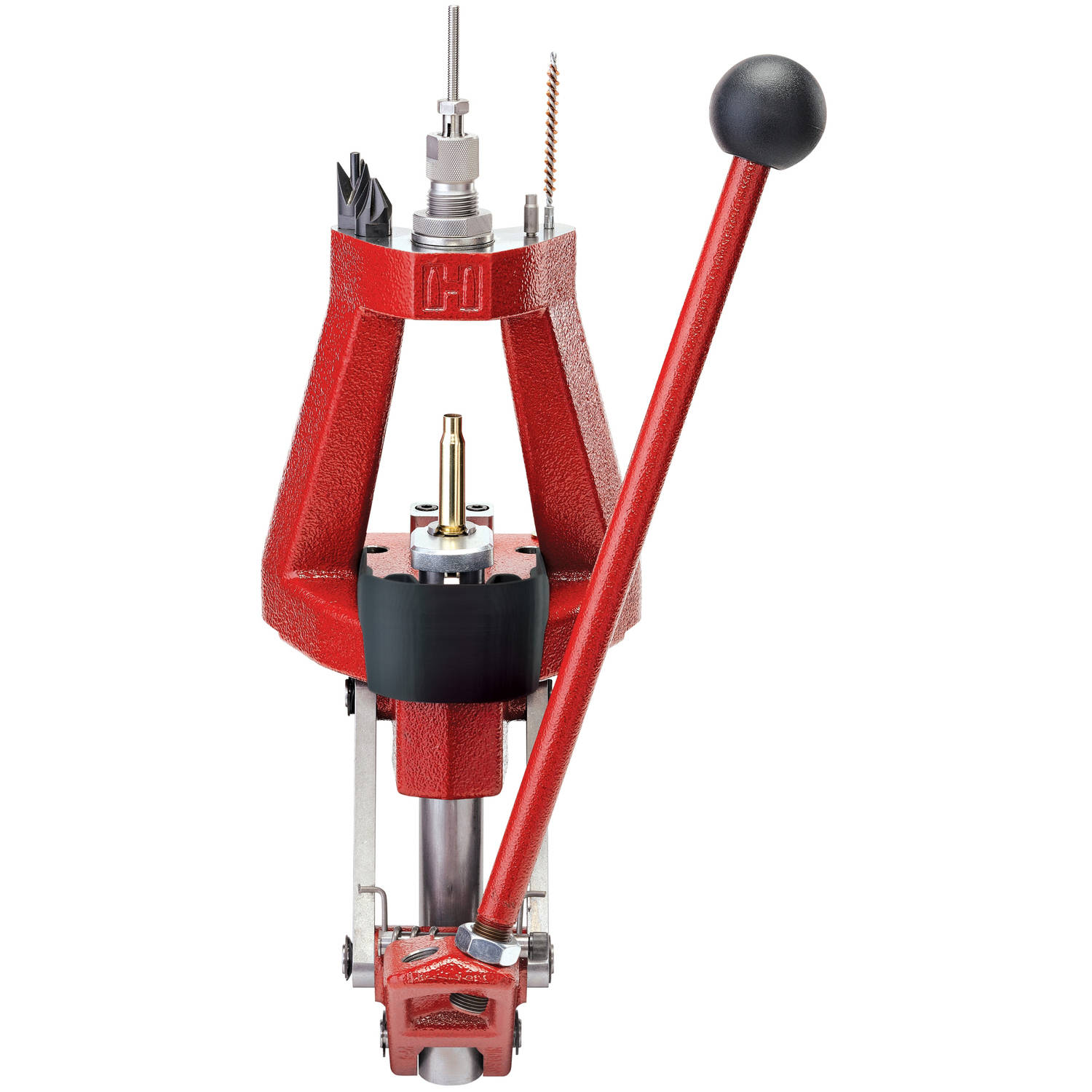 Hornady 085520 Lock-N-Load Reloading Press Cast Iron by HORNADY MFG CO