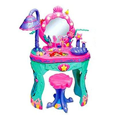 Disney Princess Magic Talking Salon Walmart Com