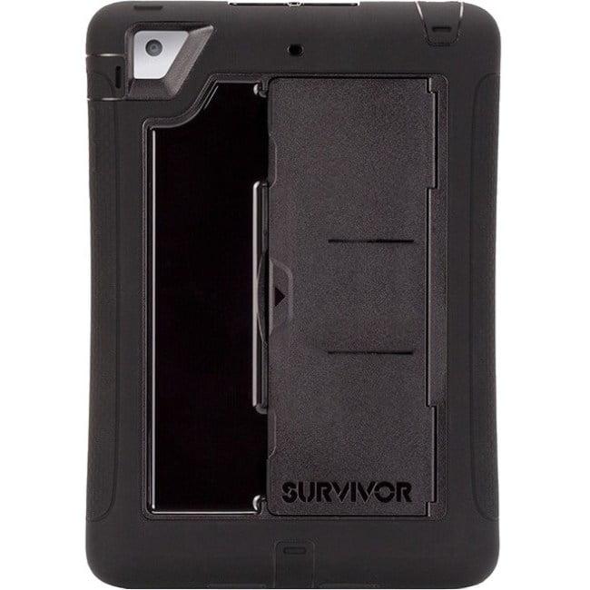 Griffin Survivor Slim Case for Apple iPad mini 1/2/3, Black/Black