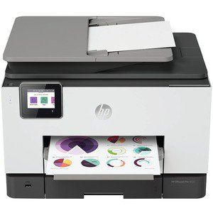 HP Officejet Pro 9020 Inkjet Multifunction Printer Color (Hp Color Multifunction Officejet 6962 Printer Review)