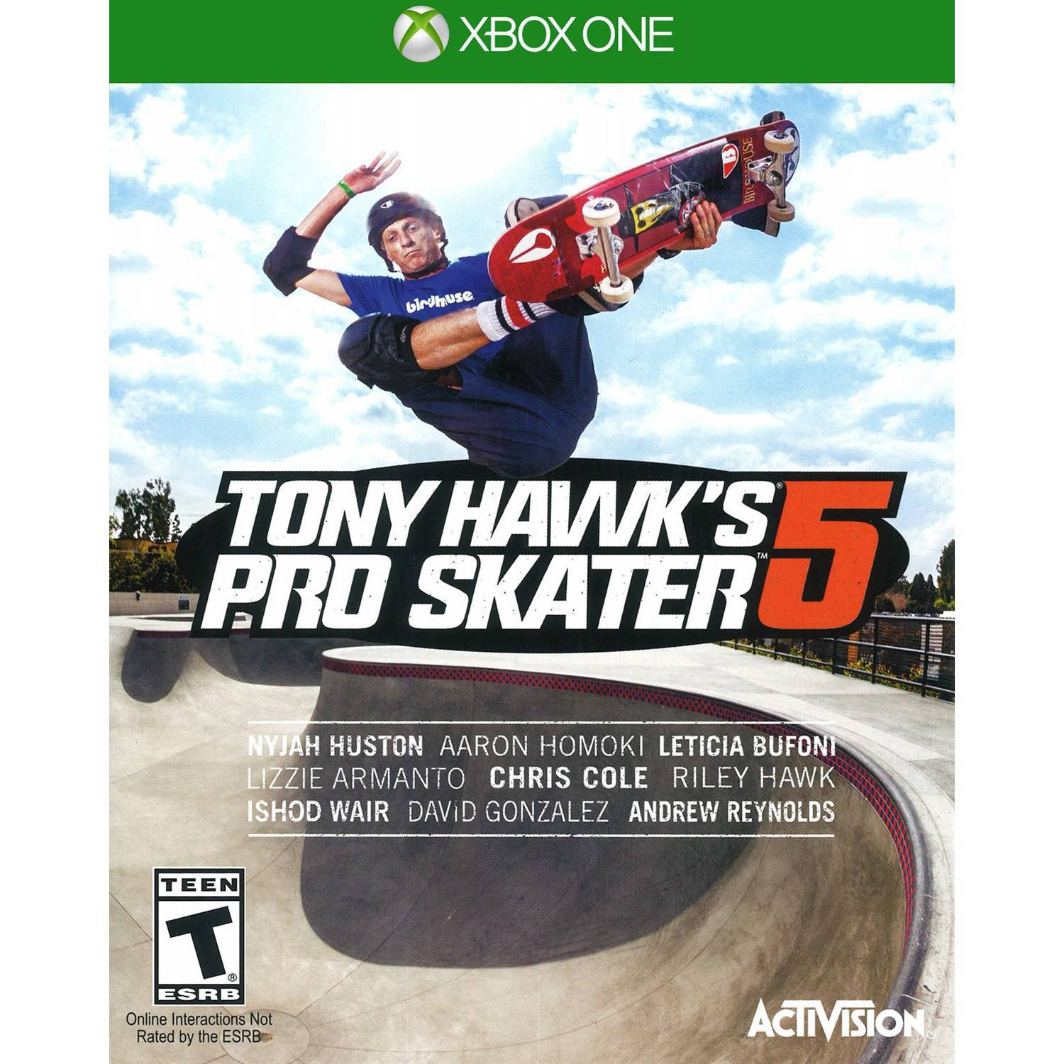 Tony Hawk Pro Skater 5 (Xbox One) - Pre-Owned