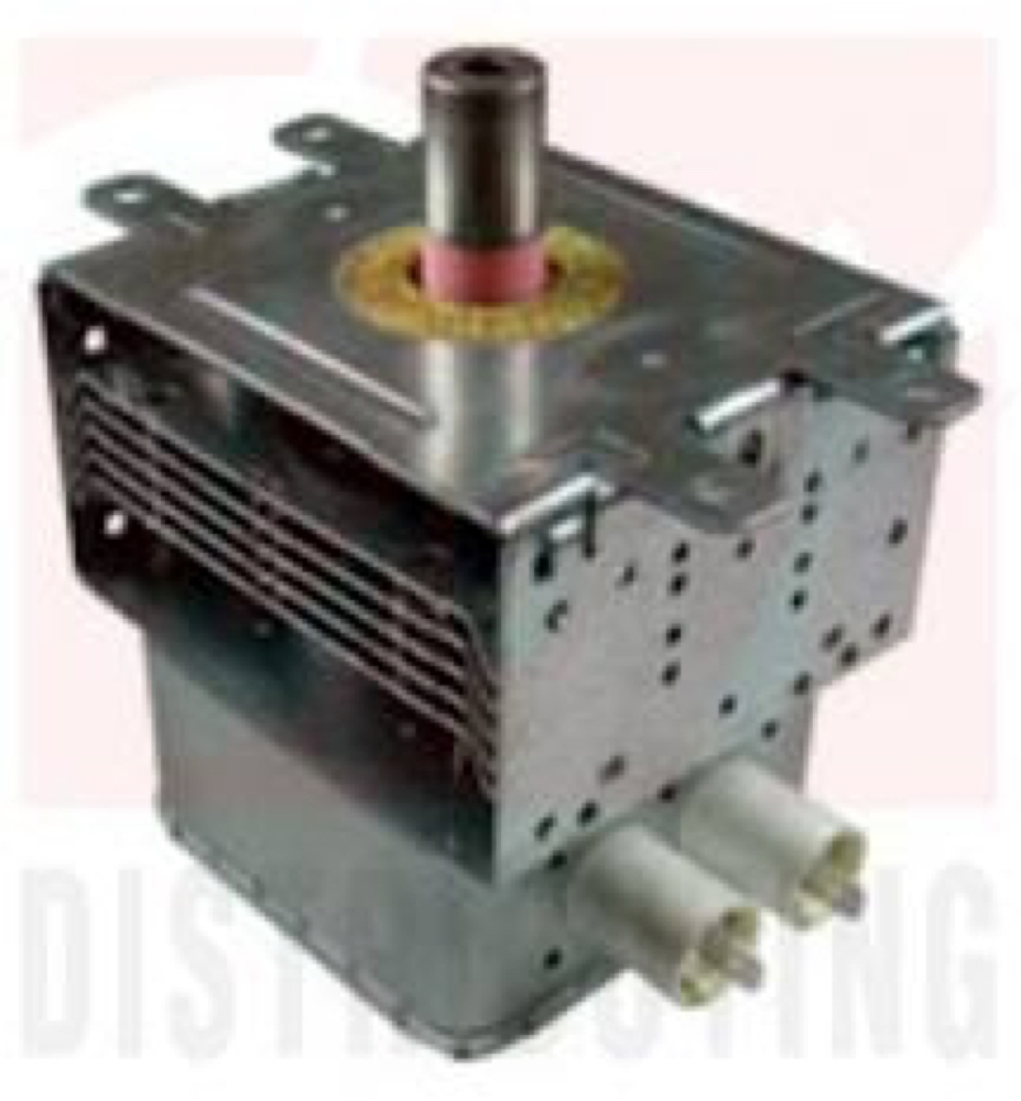 WB27X597: Magnetron For General Electric Microwave Oven
