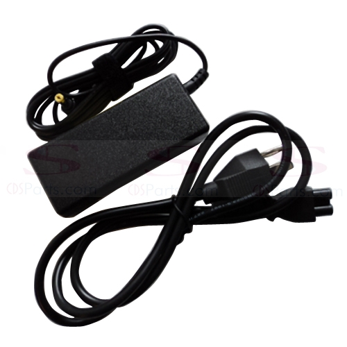 New Original Gateway 65 Watt Ac Adapter Charger & Power Cord