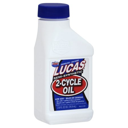 2-Cycle Oil, Semi-Synthetic 2-Cycle High Temp Racing Oil, Case of 24, 2.6oz Size Bottles - High Temp Racing