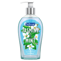 Softsoap Liquid Hand Soap Pump, Jasmine & Mint, 13 oz