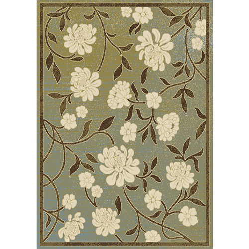 Home Dynamix Optimum Collection Area Rug, Blue-Green